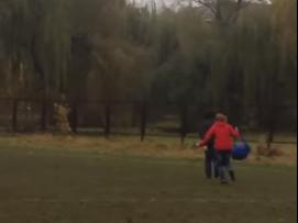 """У Франківську студентки рюкзаками """"вибивали"""" з парку збоченця"""