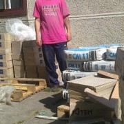 Родина з Тисмениці, в якій 11 дітей, отримала допомогу від благодійників