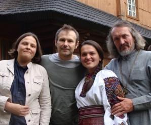 Вакарчук після концерту у Франківську відвідав Криворівню
