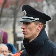 Начальнику патрульної поліції Івано-Франківська Дмитру Міхальцю оголосили підозру про вчинення кримінального правопорушення