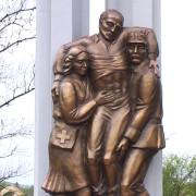 На Франківщині у Заболотові відкрили пам'ятник присвячений Героям України (ВІДЕО)