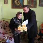 Колишня зв'язкова ОУН-УПА з Франківщини відсвяткувала 90-річчя (ФОТО)