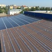 На Івано-Франківщині збудували сонячну електростанцію