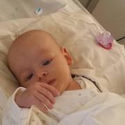 Піврічна Неля Шептинська у реанімації обласної дитячої лікарні терміново потребує допомоги