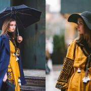 Відома франківська красуня знялась у фотосесії на вулицях Нью-Йорка