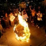 Тисячі протестують проти перемоги Трампа у США