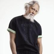 У 80 років дідусь став моделлю: «гарячий красень Китаю»