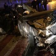 Авто з підлітками протаранило будинок у Львові (відео)