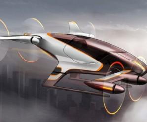 Airbus запустить виробництво літаючих таксі в 2020 році