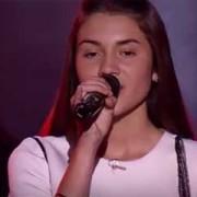 """Франківська співачка не потрапила до прямих ефірів шоу """"Голос. Діти 3"""" (Відео)"""