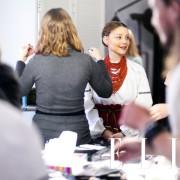 Івано-франківська виконавиця Тіна Кароль приміряла заворожуючий образ косівської княгині (фоторепортаж)