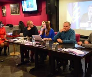 Мер Руслан Марцінків не ризикнув публічно подискутувати про корупцію в місті Івано-Франківську