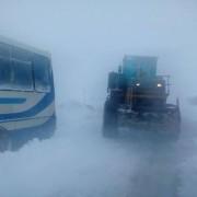 Прикарпатські рятувальники витягнули із заметів та кюветів майже сотню машин
