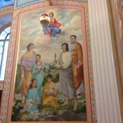 В Мережі з'явилось фото ікони родини Порошенко