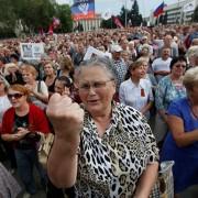Протестні настрої в «ДНР»: людям Захараста оголосили внутрішню війну