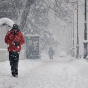 """Синоптики прогнозують чотириденний """"сніговий апокаліпсис"""""""