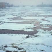 На Харківщині двоє малюків провалилися під лід, одного не врятували