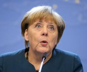 Меркель отримала відеодокази перебування армії Росії на Донбасі