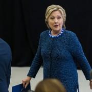У Клінтон хочуть домогтися перерахунку результатів президентських виборів
