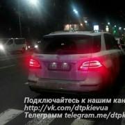 Автомобіль збив трьох дітей у Києві