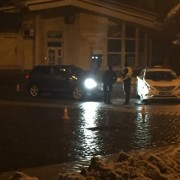 Вночі сталася ДТП за участі франківських поліцейських