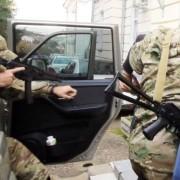 У помешканні «українського диверсанта» у Криму знайшли візитівку Яроша – ФСБ Росії