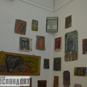 Крадені роботи та мистецтво, пропущене крізь себе: виставка сучасних митців у Франківську