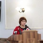 Леся Бурдяк, яку звинуватили у замовленні на вбивство та відмиванні мільйонів, пішла з ОДА і працюватиме у Києві