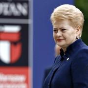 Президент Литви закликала світ розуміти, що «з Росією слід бути готовим до всього»