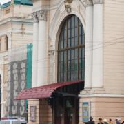 """""""Шалений"""" анонім від ранку вже втретє """"мінує"""" вокзал у Франківську (ФОТО)"""