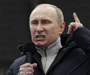 Путін раптово перейшов до відкритих погроз
