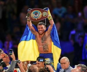 Hi-Tech Ломаченко. Український боксер, якого порівнюють з Мохаммедом Алі