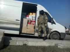 Кабмін збирається узаконити провезення на окупований схід деяких товарів