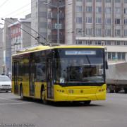 До кінця року в Івано-Франківську хочуть запустити нову тролейбусну лінію