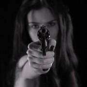 У Івано-Франківську п'яна мешканка Дніпра стріляла з револьвера по людях