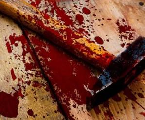 На Франківщині труп пролежав у будинку вбивці два дні (відео)