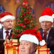 Українські президенти представили новорічний хіт, який підірвав Мережу. ВІДЕО