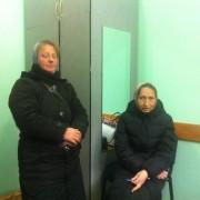 На Франківщині затримали двох жінок, які прийшли в міськраду збирати гроші на неіснуючу церкву (фото)
