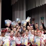 На танцювальному марафоні Non-stop fest франківці завоювали п'ять нагород