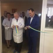 У Франківську відкрили пологовий зал для сімейних і партнерських пологів (фото)