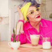 Українська пенсіонерка стала зіркою Instagram (фото)