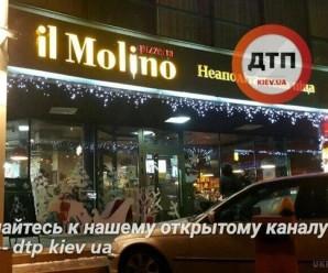 У Києві в результаті п'яної бійки рознесли ресторан