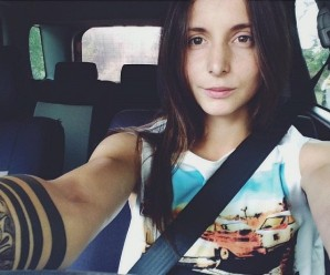 Кримчанка Олена Біла переїхала до Франківська і стала патрульною