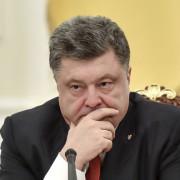 Лише 16% українців задоволені роботою Порошенка