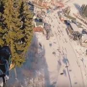 Відтепер над Буковелем можна політати (відео)