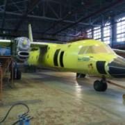 «Порошенківці» за мільйон знімуть на відео церемонію першого польоту нового літака «Антонова»
