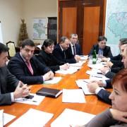 В Івано-Франківській ОДА обговорили питання соціально-економічного розвитку області