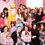 Прикарпатські сироти із нетерпінням очікують на Святого Миколая