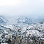 Дивовижна зима в різних куточках планети (30 фото)