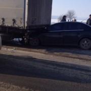 На Коломийщині ожеледиця спричинила 4 аварії за 30 хвилин, не обійшлося без жертв. Фото